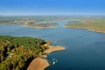 Jezioro Niesłysz - fot. UG Lubrza