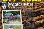 Plakat - Festiwal Off-Road 2013