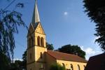Lubrza. Neoromański kościół z 1848r. (fot. Piotr Kułak)
